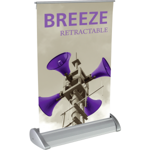 Breeze 1 Retractable Banner Stand