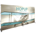Hopup 15ft Straight Full Height Tension Fabric Display